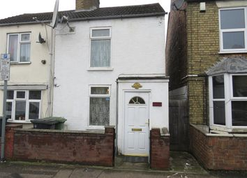 Thumbnail 2 bed end terrace house for sale in Dogsthorpe Road, Peterborough