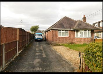 Thumbnail 2 bed detached bungalow for sale in Cooper Road, Southampton