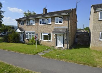 Thumbnail 3 bed semi-detached house for sale in Cashes Green Road, Stroud, Gloucestershire