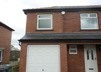 Thumbnail 3 bed semi-detached house to rent in Windmill Crescent, Skeldemthorpe, West Yorkshire