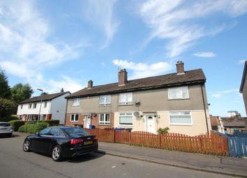 Thumbnail 2 bed flat for sale in Craigielinn Avenue, Paisley, Renfrewshire