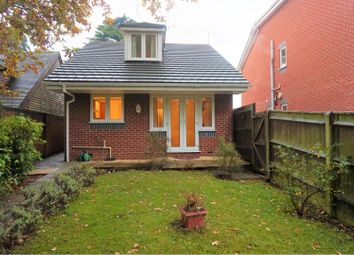 Thumbnail 2 bed detached bungalow for sale in 79 Winchester Road Chandlers Ford, Eastleigh