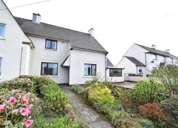Thumbnail 3 bed semi-detached house for sale in Morwenna Road, Morwenstow, Bude