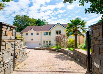 Thumbnail 4 bed detached house to rent in Langland Court Road, Langland, Swansea
