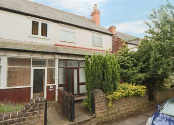Thumbnail 3 bed semi-detached house for sale in Rufford Road, Sherwood, Nottingham