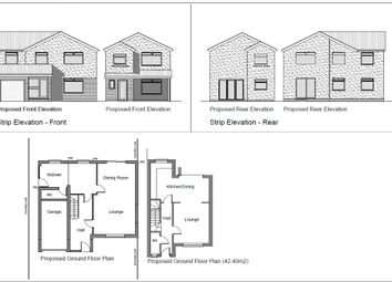 Thumbnail 3 bed detached house for sale in Marion Walk, St. George, Bristol