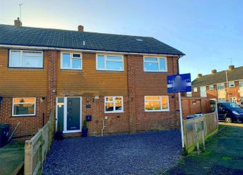 Thumbnail 5 bed end terrace house for sale in Percival Road, Hampden Park, Eastbourne