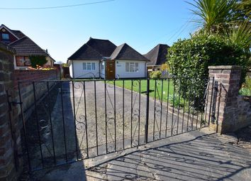 Thumbnail 3 bed detached bungalow for sale in Manor Road, Ash