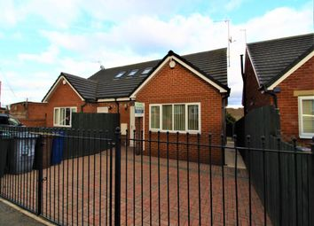 Thumbnail 2 bed semi-detached bungalow to rent in Tinker Lane, Hoyland Common, Barnsley