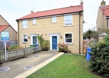 3 bed semi-detached house for sale in Overgreen View, Burniston, Scarborough YO13