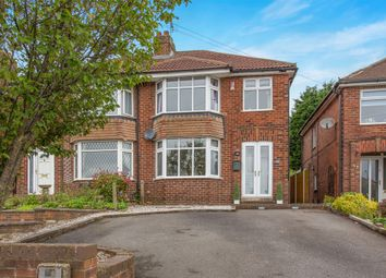 Thumbnail 3 bed semi-detached house for sale in Far Laund, Belper