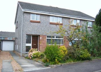 Thumbnail 3 bedroom semi-detached house to rent in Canmore Gardens, Kirkcaldy
