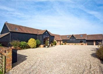 Thumbnail 8 bed detached house for sale in Swallowfield Road, Arborfield, Reading
