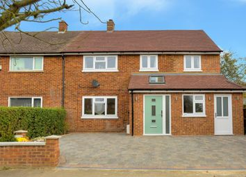 Thumbnail 5 bed semi-detached house for sale in Woollam Crescent, St.Albans