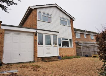 Thumbnail 3 bed detached house for sale in Kingham Drive, Carterton