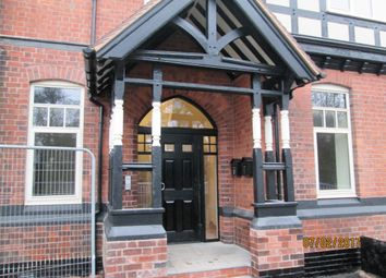 Thumbnail 2 bed flat to rent in Queens Corut Apartments, Etruria Road, Basford, Stoke On Trent, Staffordshire