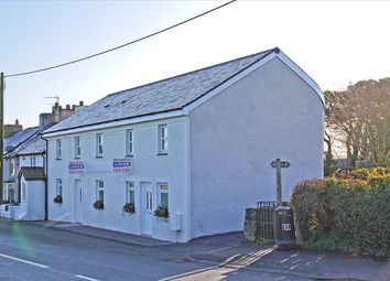 Thumbnail 3 bedroom semi-detached house for sale in High Street, Malltraeth, Bodorgan
