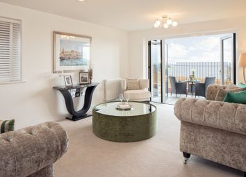 "Thumbnail 4 bedroom detached house for sale in ""Saahil"" at Bedhampton Hill, Bedhampton, Havant"