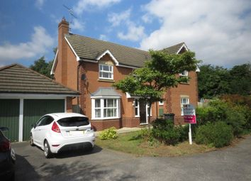 Thumbnail 4 bed detached house for sale in Coleridge Gardens, Sleaford