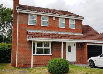 Thumbnail 4 bed detached house to rent in Kingsmead, Ossett, West Yorkshire
