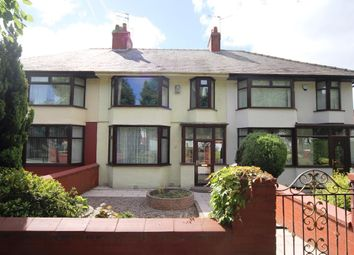 Thumbnail 3 bed semi-detached house to rent in Booker Avenue, Mossley Hill, Liverpool