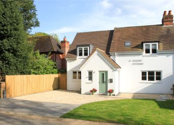 Thumbnail 4 bed semi-detached house for sale in Orchard Cottages, Chute Forest, Andover, Wiltshire