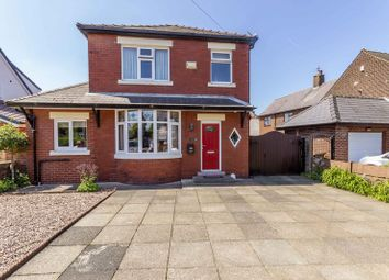 Thumbnail 3 bed detached house for sale in The Green, Eccleston