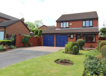 Thumbnail 4 bed detached house for sale in Peregrine Drive, Allesley, Coventry