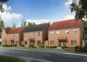 Thumbnail 3 bed semi-detached house for sale in The Garth, Whitby