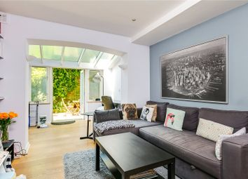 Thumbnail 2 bed flat to rent in Lakeside Road, Brook Green, London