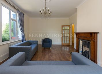Thumbnail 3 bed flat to rent in Ellesmere Road, Chiswick