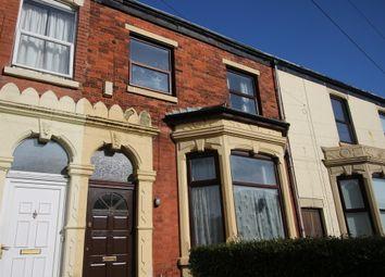 Thumbnail 6 bed terraced house for sale in Brackenbury Road, Fulwood, Preston
