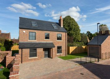 Thumbnail 5 bed detached house for sale in Connaught Square, St Oswalds Road, York