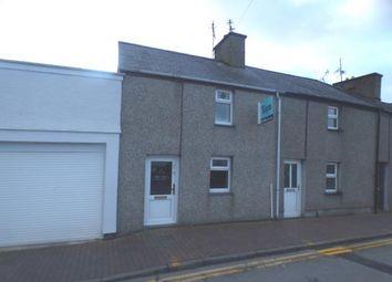 Thumbnail 2 bedroom end terrace house for sale in Penrhydlyniog, Pwllheli, Gwynedd