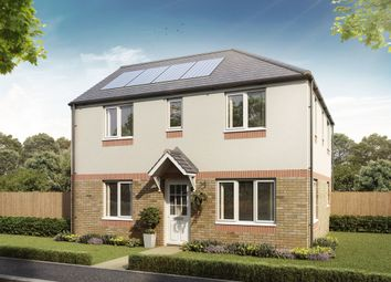 "Thumbnail 4 bedroom detached house for sale in ""The Aberlour"" at Penzance Way, Chryston, Glasgow"