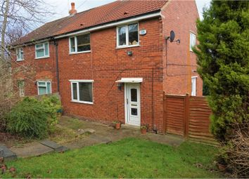 Thumbnail 3 bed semi-detached house to rent in King George Avenue, Leeds