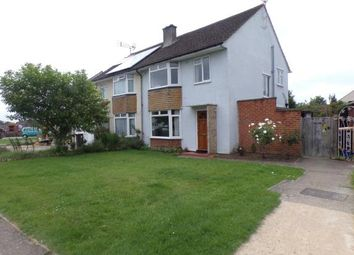 Thumbnail 3 bed semi-detached house for sale in Highbury Grove, Clapham, Bedford, Bedfordshire