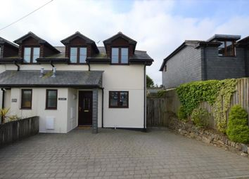 Thumbnail 3 bed semi-detached house for sale in Count House Lane, Carbis Bay, St. Ives, Cornwall