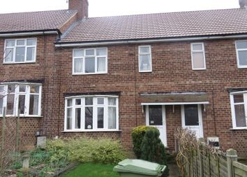 Thumbnail 3 bed terraced house for sale in Chester Road, Wellingborough