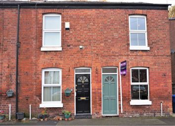 Thumbnail 2 bed end terrace house for sale in Orchard Grove, West Didsbury