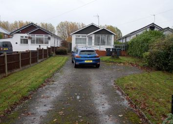 Thumbnail 1 bed detached bungalow for sale in Central Avenue, Longbridge, Northfield, Birmingham
