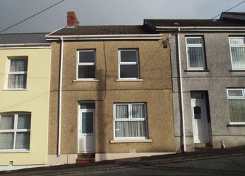 Thumbnail 2 bed terraced house to rent in Park Place, Tumble, Llanelli