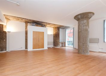 Thumbnail 1 bedroom flat for sale in Ziggurat Building, 60-66 Saffron Hill, London