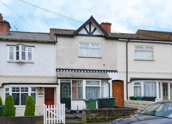 Thumbnail 2 bedroom terraced house for sale in Richmond Road, Bearwood, Smethwick