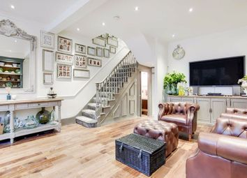 Thumbnail 5 bed terraced house for sale in Quicks Road, London