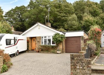 Thumbnail 3 bedroom detached bungalow for sale in School Hill, Little Sandhurst, Berkshire