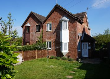 Thumbnail 1 bed terraced house for sale in Trevone Close, Totton, Southampton