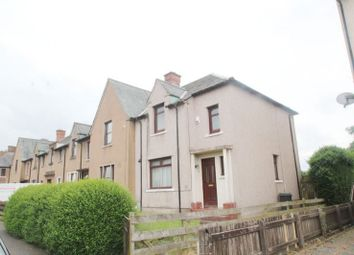 Thumbnail 2 bed end terrace house for sale in 27, George Street, Annan DG125Aw