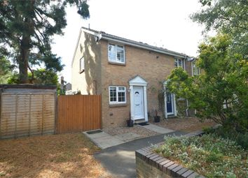 Thumbnail 2 bed end terrace house to rent in Finnart Close, Weybridge, Surrey