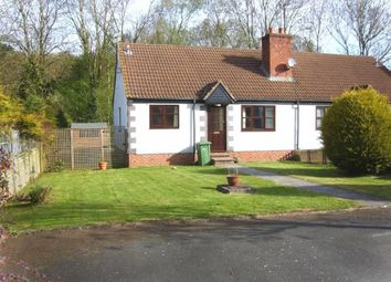 Thumbnail 2 bed semi-detached bungalow to rent in Heliston Place, Pontrilas, Herefordshire